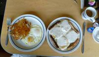 Mick Duckworth's Breakfast