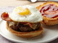 Bistro Brunch Burger