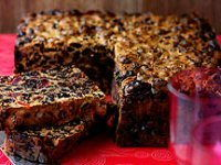 Christmas Cake - Rich Fruit Cake