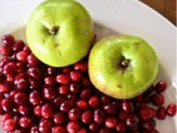 Cranberry and Apple Sauce Recipe