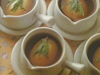Eggs in Tarragon Jelly