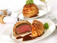 Fillet Steak en Croûte