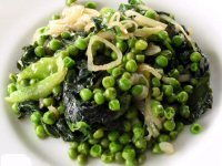 French Style Peas Recipe