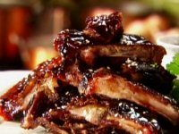 Honey Spare Ribs