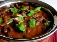 Kidney Beans Curry (Rajma Curry)