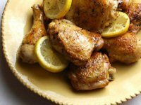 Lemon Chicken Portions
