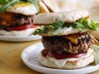 Mick Duckworth's Breakfast Burgers