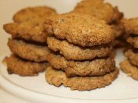 Mother's Oat Cookies