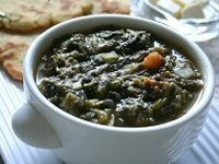 Mustard and Spinach Greens - Sarson ka Saag