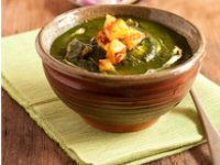 Palak Paneer (Spinach & Cottage Cheese Curry)