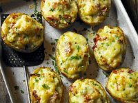 Party Night Baked Potatoes