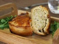 Pork & Leek Manx Dragon Pie Recipe