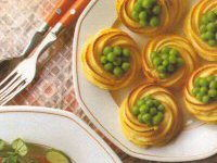 Potato and Pea Nests