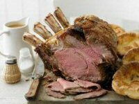 Roast Forerib of Beef Recipe