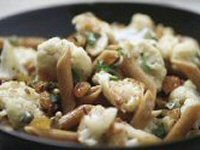 Sicilian-style Cauliflower with Wholemeal Pasta Recipe