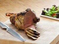 Slow Cooked Lamb with Maple Syrup Recipe