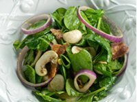 Spinach and Garlic Recipe