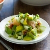 Avocado Cucumber and Grapefruit Salad